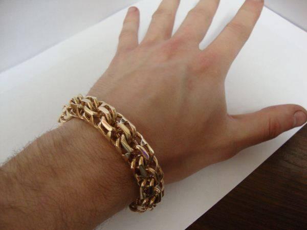 Золотые браслеты 15 грамм фото