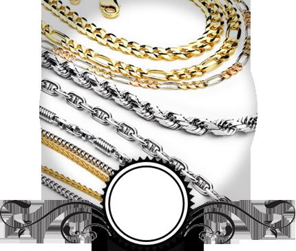 Скидка на изготовление цепей и браслетов на заказ - 20%! 3b071fdf44a